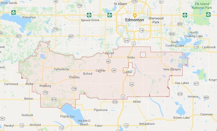 Alberta Farmland Value Trend Leduc County News Serecon